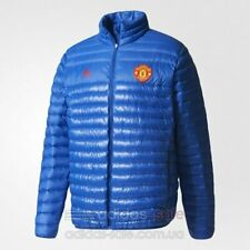 Adidas Royal Blue Manchester United Men's Jacket Official Product