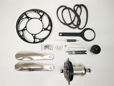 ATS Speed Drive crankset for STRIDA, 2 speeds, 170mm, Folding bike, w/tools