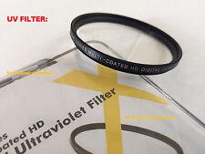 UV FILTER Ultraviolet . SONY A6000 A6100 A6300 A6500 A5000 A5100 NEX-3N 5 NEX-6