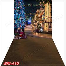 Christmas10'x20'Computer/Digital Vinyl Scenic Photo Backdrop Background SM410B88