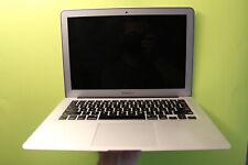 Apple MacBook Air a1466  - 2013 -  ( WATER DAMAGED) #60-S