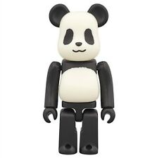 BE@RBRICK 100% PANDA UENO LAND LIMITED Medicom Toy Bearbrick Japan ltd F/S