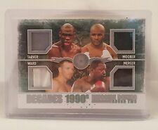 Yuri Foreman 2011 Ringside Boxeo Redondo 2 autógrafo Auto tarjeta #A-YF1 V1885
