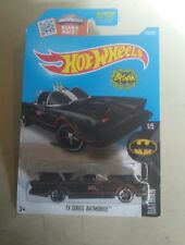 new hot wheels car die cast toy the bat Batman collectible rare batmobile