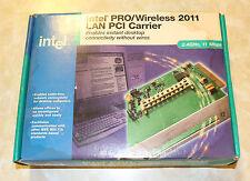 INTEL PRO/WIRELESS 2011 LAN PCI CARRIER ETHERNET CARD