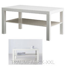 IKEA LACK Couchtisch 90x55 cm Wohnzimmertisch weiß Ablagetisch Lounge Tisch NEU