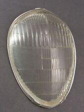 Original 1938 Lincoln Zephyr ' Twolite ' Headlight Lens