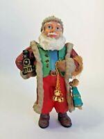 Hallmark Keepsake Ornament - Folk Art Americana - Santa's Gifts 1996