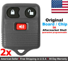 2x OEM Replacement Keyless Entry Remote Control Key Fob For Ford 2L3T-15K601-AB
