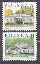 POLAND 1998 **MNH SC#3385+87 Polish Country Est. (III)