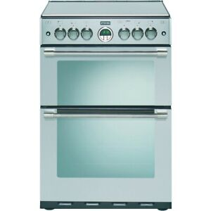 Stoves Sterling 600G Stainless Steel Gas Cooker with Double Oven 444440986