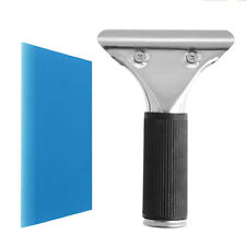New Car Auto Window Film Tinting Squeegee Razor Blade Scraper Tool With Handle