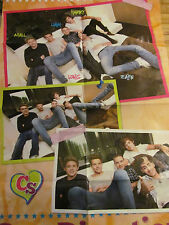 One Direction, Harry Styles, Double Eight Page Foldout Poster