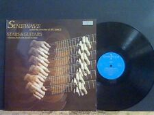 SINEWAVE Stars & Guitars  LP   Various artists   Star Trek etc   Lovely copy !!