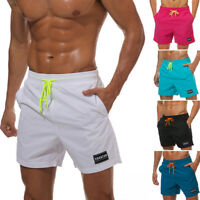 Mens Swimming Board Shorts Swim Shorts Trunks Swimwear Casual Beach Underpants