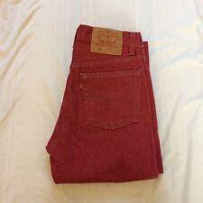 Levi's Straight Leg Plus Size L30 Jeans for Women