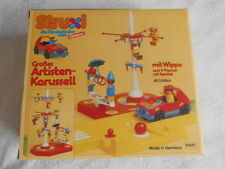CARRERA STRUXI KINDERBHAN GROBES ARTISTEN-KARUSSELL MADE IN GERMANY 10620