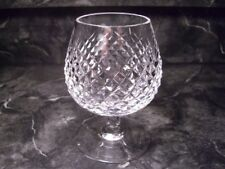 WATERFORD CRYSTAL LISMORE BRANDY SNIFTER , PERFECT