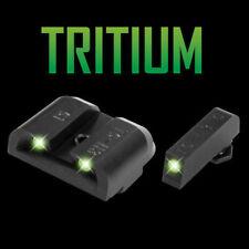 TruGlo Tritium Night Sights For Glock Low 17/19/22/23/26/27-TG231G1