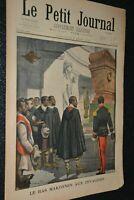 Le petit journal Supplément illustré N°611 / 3-8-1902 / Le RAS Makonnen