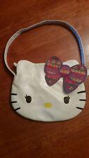 Hello Kitty white purse, EUC, $14.99, free shipping