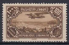 Libanon Lebanon 1930 ** Mi. 195 Freimarken Definitives Landschaft [st1793]