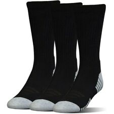 Under Armour HeatGear Tech Crew 3pk Unisex Socks