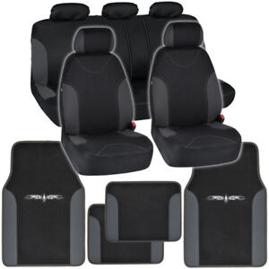 InstaSeat Car Seat Covers w/ Floor Mats Protection Cloth Complete Coverage Pack