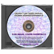 SUBLIMINAL LEARN HARMONICA- PLAYING SLEEP LEARNING AID