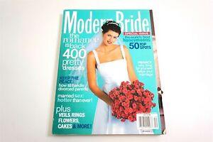 MODERN BRIDE MAGAZINE December 1999 ~ January 2000 w/ 534 pages Bridal Fashion