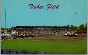 ORLANDO, Florida Postcard TINKER FIELD Minnesota Twins Spring Training Baseball