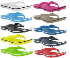 Crocs Herren-Zehentrenner-Sandalen & -Badeschuhe für den Strand
