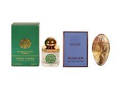 Miniature Thierry Mugler Angel Muse Shanghai Tang Spring Jasmine Perfume Women