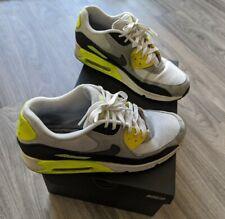 Las mejores ofertas en Nike Air Max 90 Amarillo zapatos ...