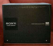 Sony SS-HA3 Speakers, Hi-Res Audio Speaker Systems (Pair) Brand New Never Opened