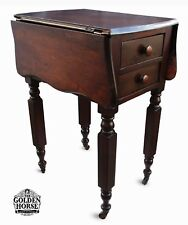 newest aae18 66984 Drop Leaf Side Table In Antique Tables (1800-1899) for sale ...