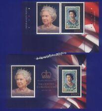 Postfrische Briefmarken aus Großbritannien mit Königshäuser-Motiv