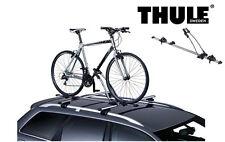 GENUINE THULE ROOF TOP MOUNTED BIKE CARRIER - FREERIDE 532 - FREE SHIPPING!!