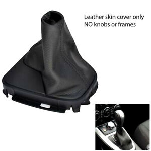 for LAND ROVER FREELANDER 2006-2014 AUTOMATIC LEATHER GEAR GAITER