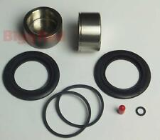Ford Zephyr Zodiac MK3 FRONT L or R Brake Caliper Repair Kit +Pistons (BRKP118S)