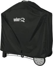Weber 7184 Plastic Grill Cover - Black