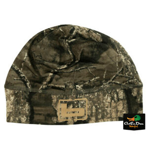 NEW BANDED GEAR BASE LAYER WOOL CAMO BEANIE - 108 GRAM WEIGHT - MERINO WOOL -