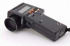 【EXC+++++】Minolta Digital Spot meter F Flash Light Meter W/Strap from Japan #645