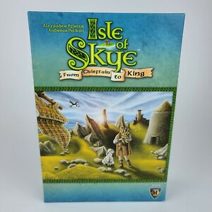 Alexander Pfister Andreas Pelikan: Isle of Skye from Chieftain to King, M3509