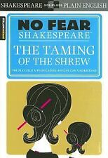 The Taming of the Shrew (No Fear Shakespeare), SparkNotes Editors, 141140100X, B