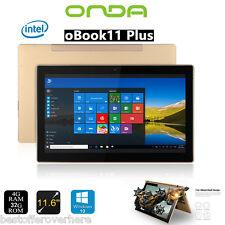 "Onda oBook11 Plus 2 en 1 PC tablette 11.6"" Windows10 Intel Cerise Trail Z8300 4G"
