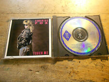 Samantha Fox - Touch me   [CD Album] 1986  JIVE Made Japan