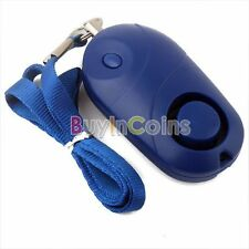 Mini Portable Personal Safety Guard Security W/ String Light Self-help Alarm
