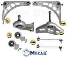 BMW 3 Series E46  325 Ti Hatchback FRONT WISHBONE ARMS BUSHES LINKS MEYLE HD