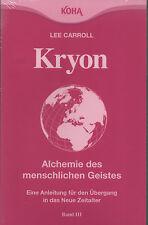 KRYON BAND V - Briefe von Zuhause - Lee Carroll - KOHA TB